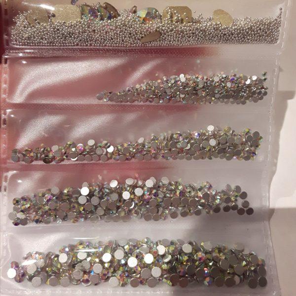 bijoux pour montage diamants-et-bille